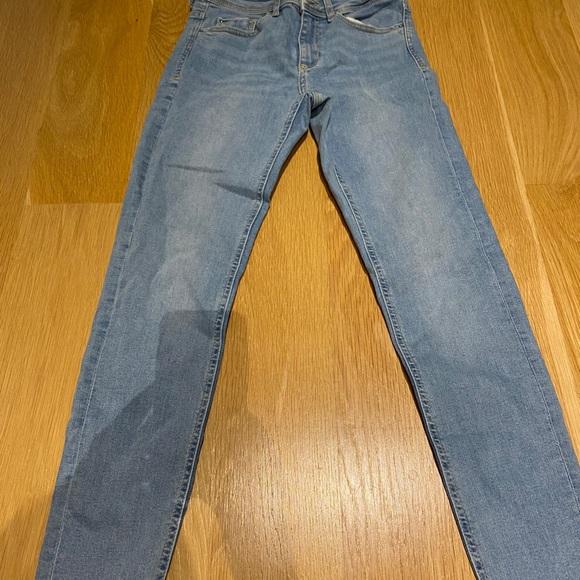 Zara size 4 stretch jeans